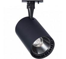 Трековый светодиодный светильник 15W 3000K ST351.436.15.24 однофазный