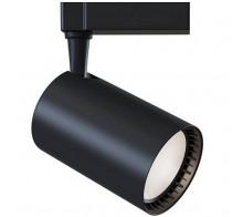 Трековый светодиодный светильник 17W 4000K TR003-1-17W4K-B однофазный