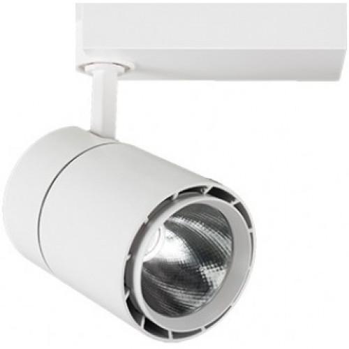 Трековый светодиодный светильник 30Вт 2700К WH1430WW трёхфазный