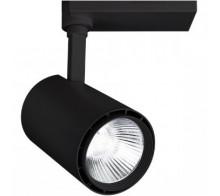 Трековый светодиодный светильник 30Вт 4200К BL1230NW однофазный