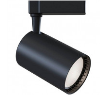 Трековый светодиодный светильник 30W 4000K TR003-1-30W4K-B однофазный