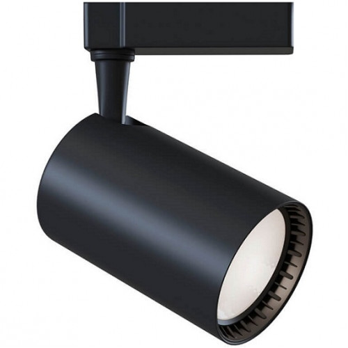 Трековый светодиодный светильник 30W 3000K TR003-1-30W3K-B однофазный