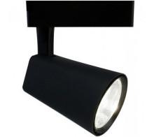 Трековый светодиодный светильник 30W 4000K A1830PL-1BK однофазный