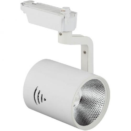 Трековый светодиодный светильник 30W 4000K Б0032099 однофазный