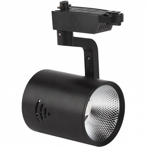 Трековый светодиодный светильник 30W 4000K Б0032102 однофазный