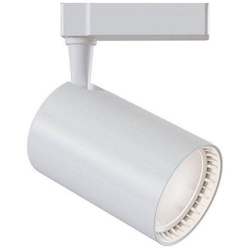 Трековый светодиодный светильник 30W 4000K TR003-1-30W4K-W однофазный