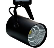 Трековый светодиодный светильник 30W 4200K 0010.2160 однофазный