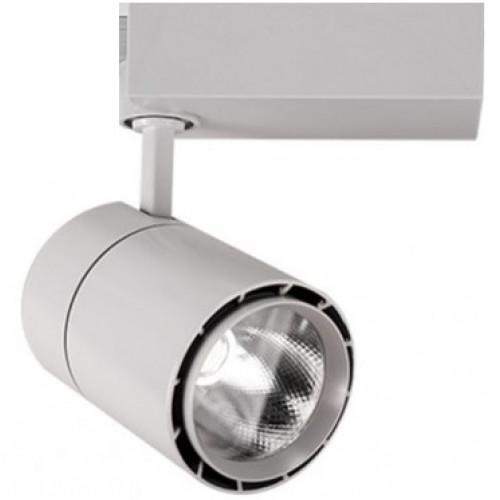 Трековый светодиодный светильник 40Вт 2700К GR1440WW трёхфазный
