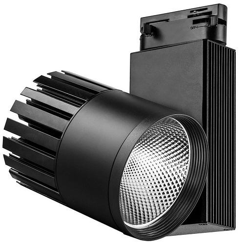 Трековый светодиодный светильник 40Вт 4000К 32952 трёхфазный