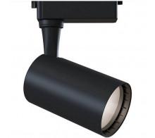 Трековый светодиодный светильник 6W 4000K TR003-1-6W4K-B однофазный