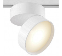 Трековый светодиодный светильник 18W 3000K TR007-1-18W3K-W однофазный
