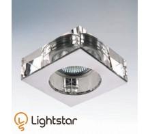 Точечный светильник LIGHTSTAR 006124 LUI CROMO