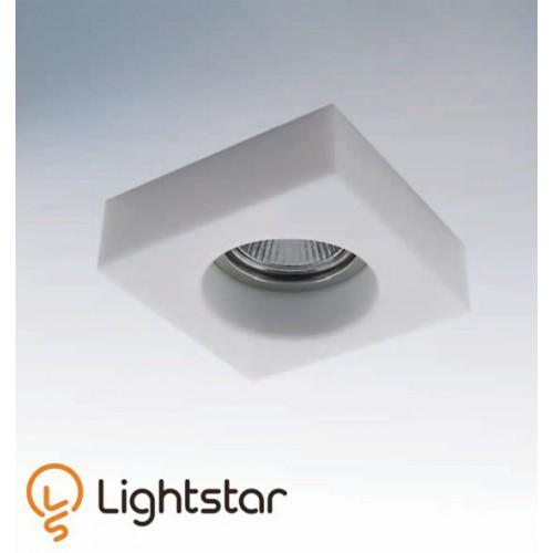 Точечный светильник LIGHTSTAR 006146 LUI MINI BIANCO, 006146