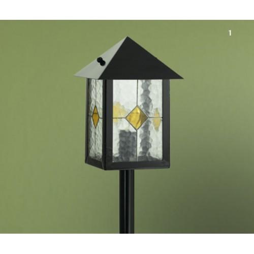 Уличный светильник EGLO 88792 черный LIBERTA