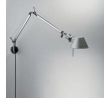 Лампа настольная A005910+A025150 ARTEMIDE Tolomeo mini parete