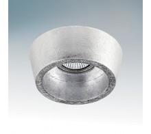 Точечный светильник LIGHTSTAR 041014 EXTRA CYL ARGENTO