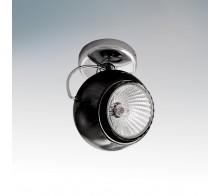 Светильник накладной 110574 LIGHTSTAR OCCHIO FABI NERO