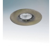 Точечный светильник LIGHTSTAR 010011 LEVIGO